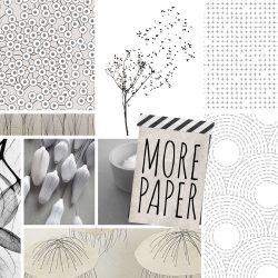 Zen Chic More Paper